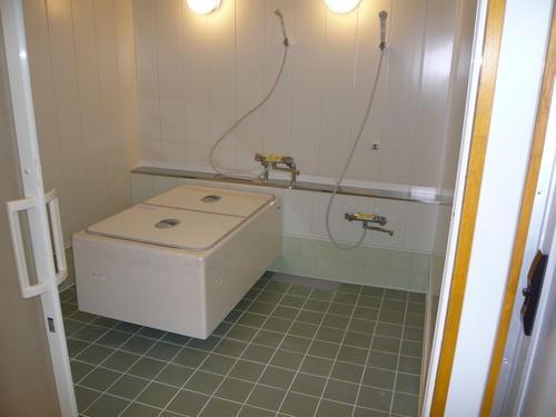 小規模多機能居宅介護事業所浴室