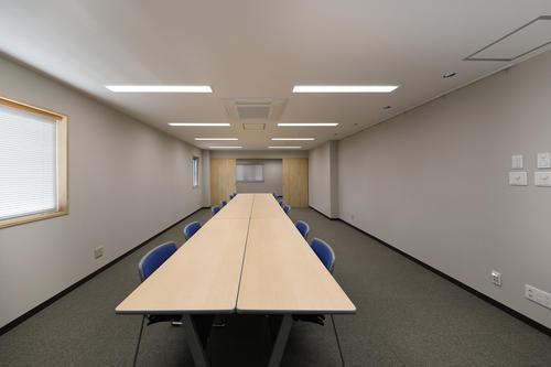 興和電気本社ビル新築工事会議室